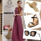 С чем носить платье Ханна от Olga Grinyuk