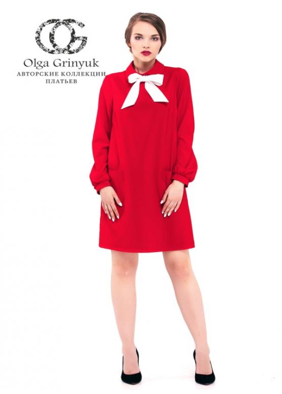 "Платье ""Грета"" 001"